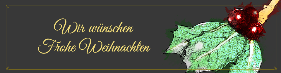 Fohr WeihnachteN - Nistelzweig