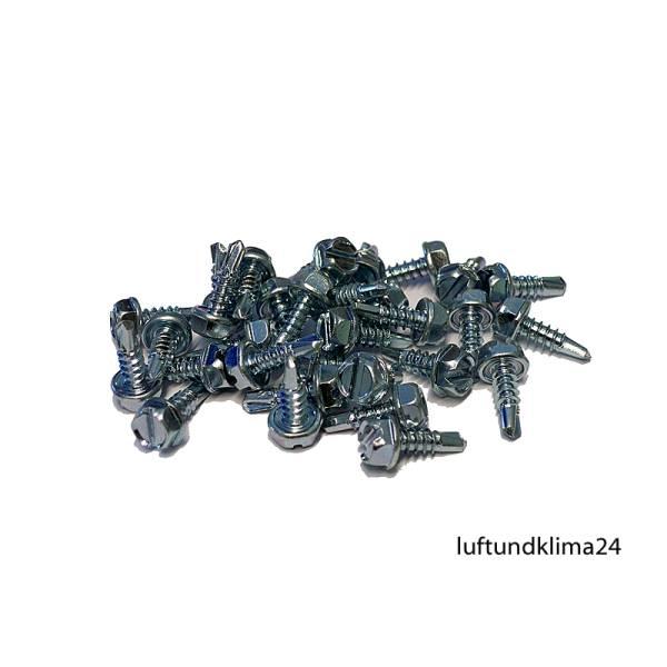 Selbstbohrende Schrauben 4,2 x 13 mm 1000 Stück