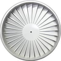 Drallauslass rund Deckengitter Durchmesser 400-625...
