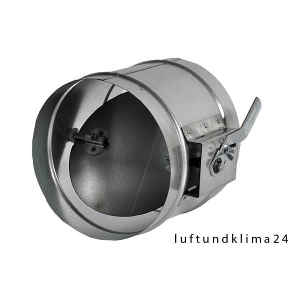 Drosselklappe ohne Gummilippe NW 80-400mm