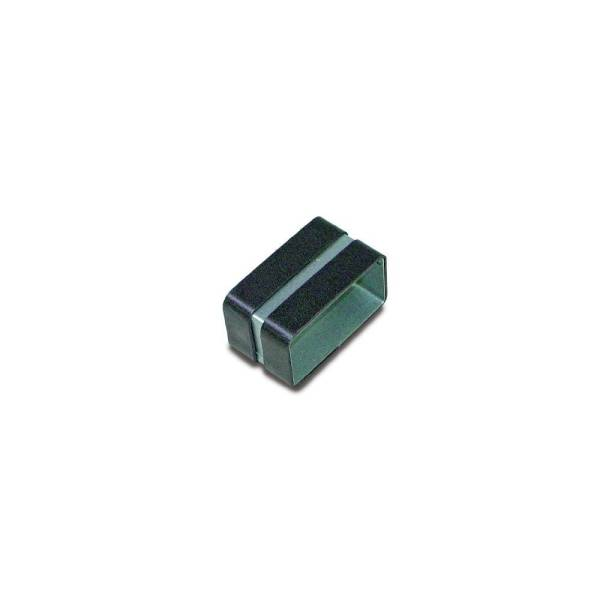 Flachkanal Innenverbinder für Kanäle 100-300mm Wohnraumlüftung Flachkanäle