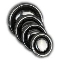 Tellerventil Abluft aus VA Edelstahl NW 125-200 mm
