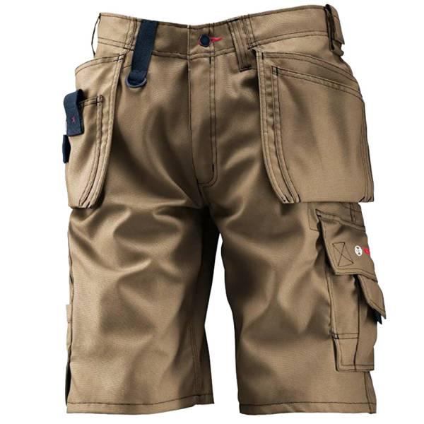BOSCH WORKWEAR Arbeitshose Arbeitskleidung kurze Arbeitshose Shorts WHSO05 Berufskleidung Gr. 46 - 56