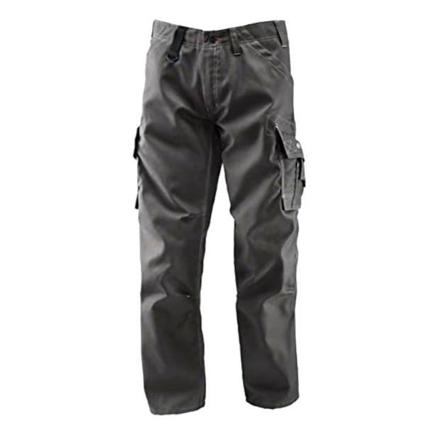 BOSCH WORKWEAR Arbeitshose Arbeitskleidung Bundhose WCT18 Grau Gr. 46 - 58