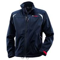 BOSCH WORKWEAR WSJ010 Softshell Blau S