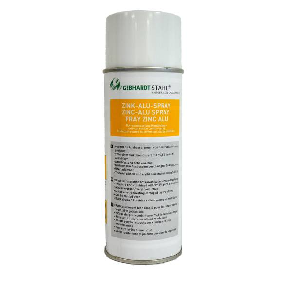 12x Zink - ALU Spray 400ml Zinkspray Karton