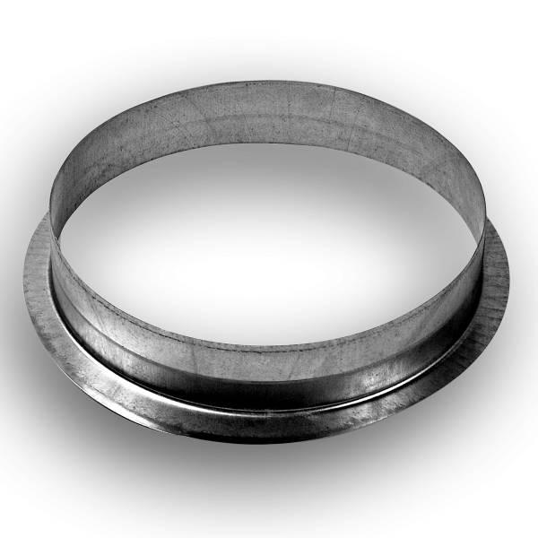 Winkel 45° NW 355 mm Aluflexrohr Wickelfalzrohr Bogen