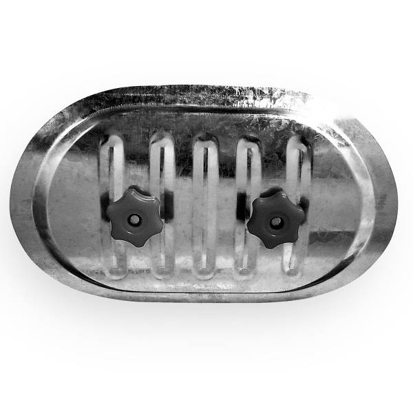 Revisionsdeckel RRD 250x150mm für 200-400mm Rohreinbau