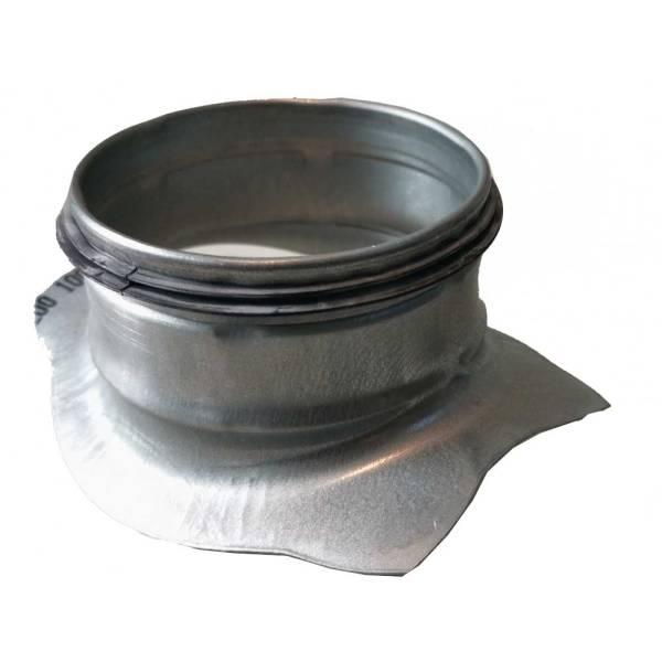 Sattelstutzen Sattelstück mit Lippendichtung mehrere Varianten Rohrverbinder 125 auf...